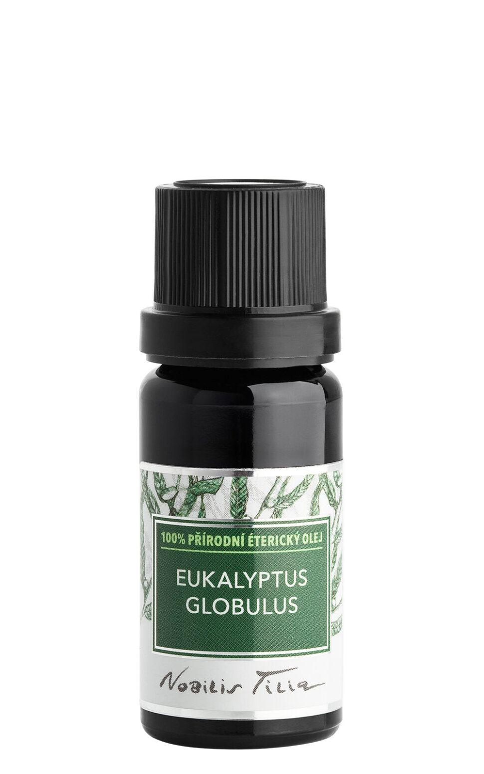 Nobilis Tilia Éterický olej Eukalyptus globulus