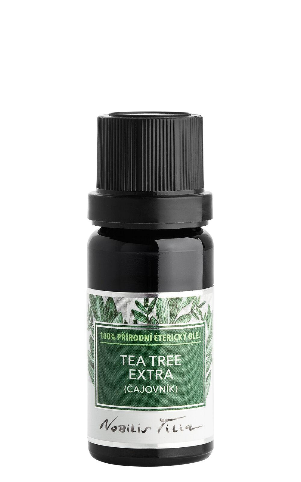 Nobilis Tilia Éterický olej TEA TREE extra čajovník